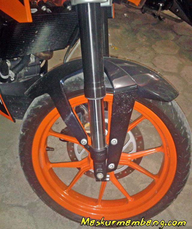 KTM Duke Cilacap 4