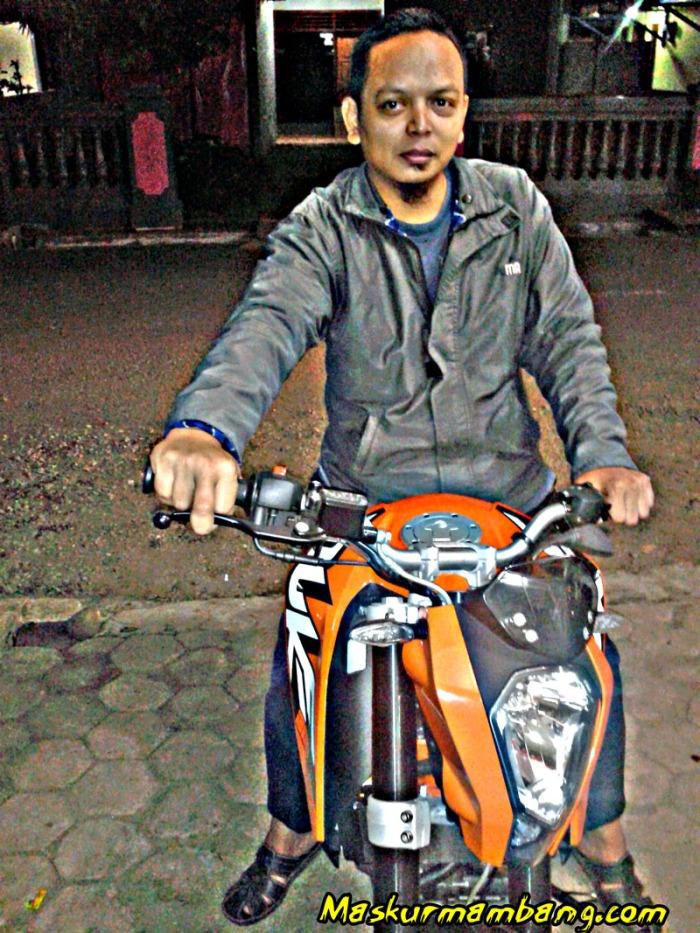 KTM Duke Cilacap 6