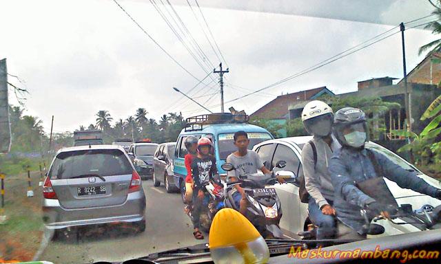 Perbaikan Jalan Slarang 3