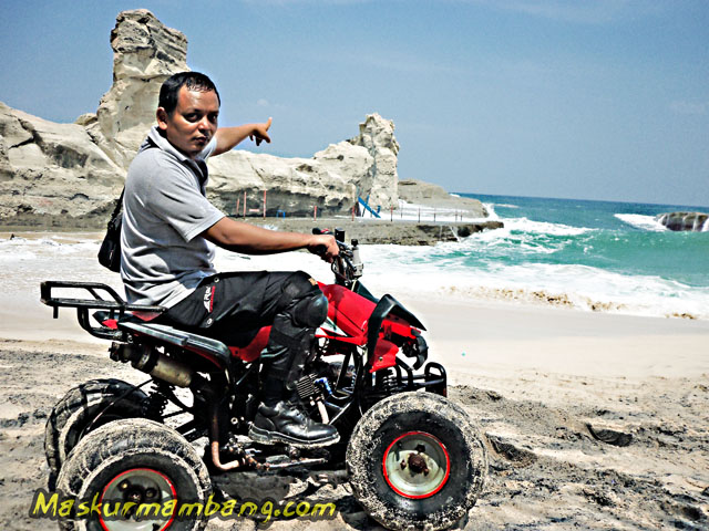Test Ride ATV