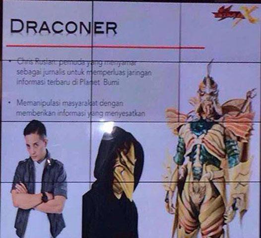 Bima Satria Garuda X  - Draconer cr