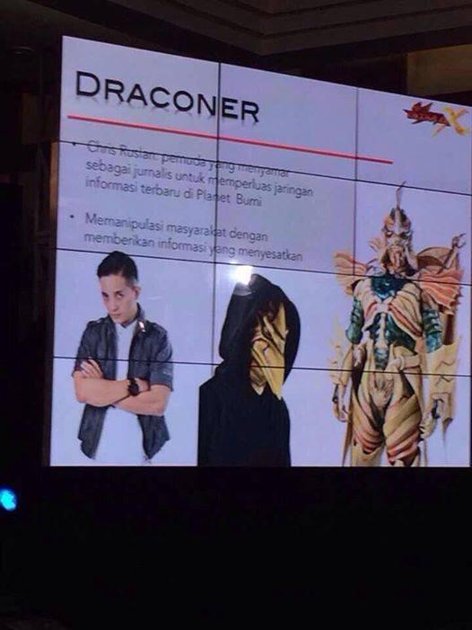 Bima Satria Garuda X  - Draconer