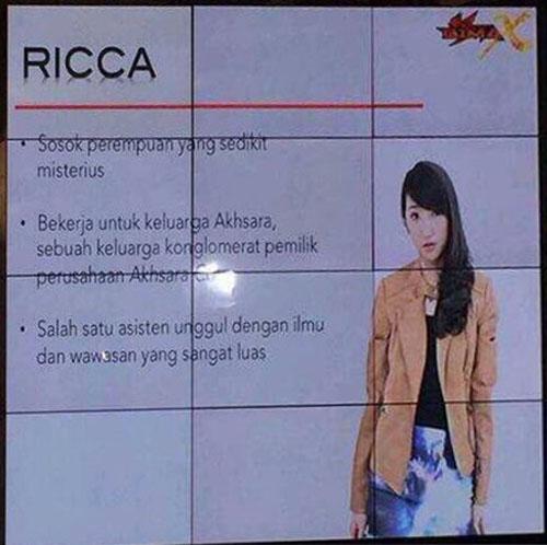 Bima Satria Garuda X  - Ricca crop