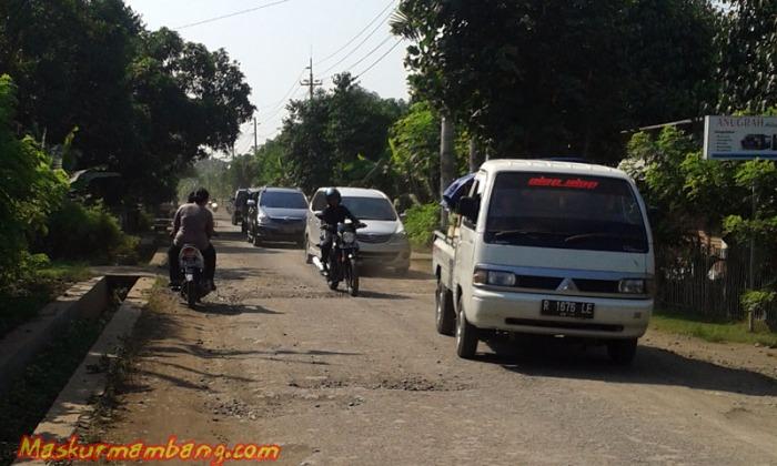 Cantelan - Kuripan - Jalan Kendeng