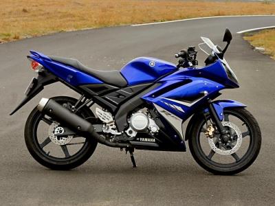 Yamaha R15 old
