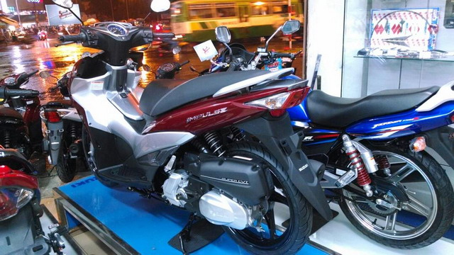 New Suzuki Impulse 125 Vietnam (2)