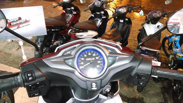 New Suzuki Impulse 125 Vietnam (3)