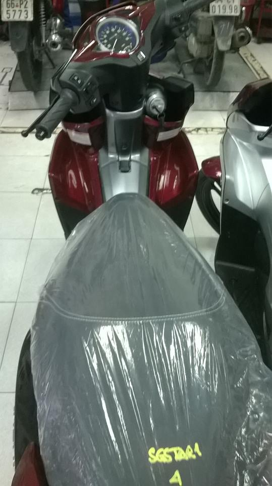 New Suzuki Impulse 125 Vietnam (4)