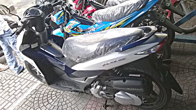 New Suzuki Impulse 125 Vietnam (7)