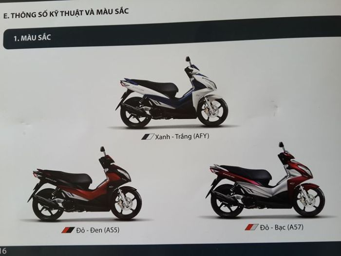 New Suzuki Impulse 125 Vietnam