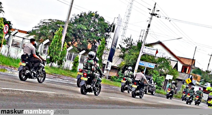 Parade Tentara Naik NVL