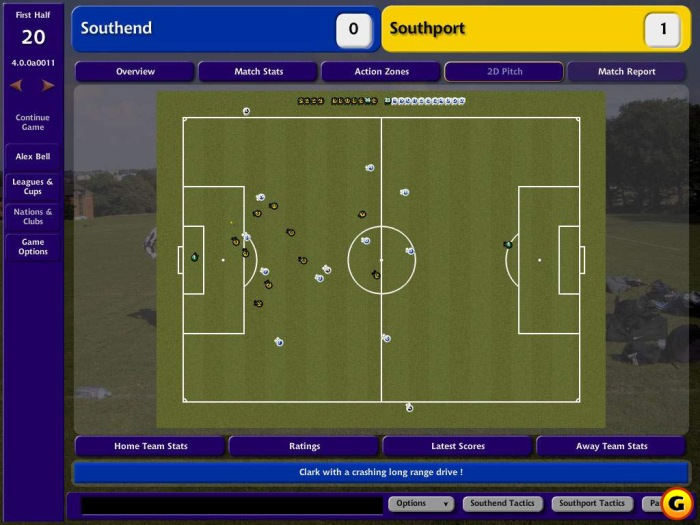 championship manager 4 screen