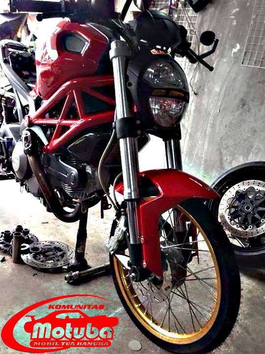 Ducati Ban Cacingan