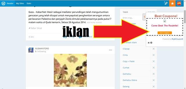 Iklan Di Browser