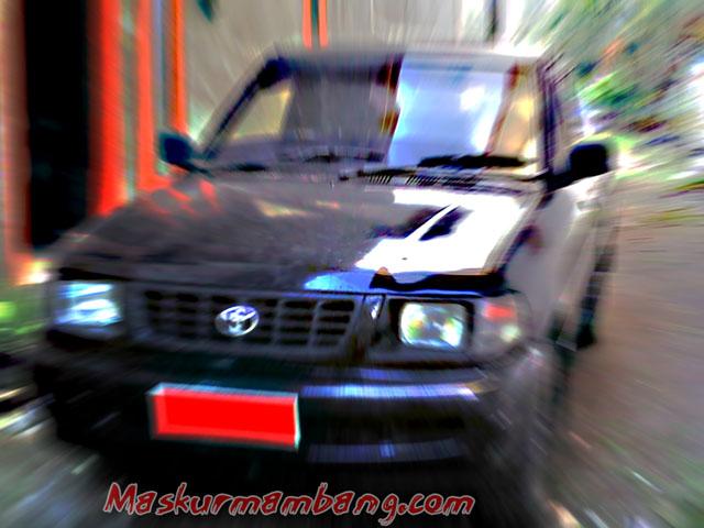 Kijang Pickup