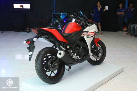 Yamaha R25-5