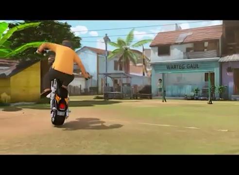 ADIT & SOPO JARWO Ep 16 Pak Haji Freestyle
