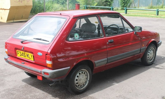 Ford Fiest 1988 (0)