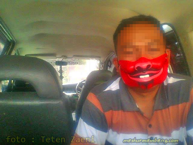 Masker BAdut