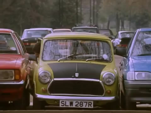 Mr Bean - Bad Parking 01