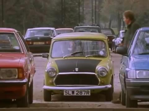 Mr Bean - Bad Parking02