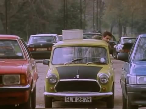 Mr Bean - Bad Parking03
