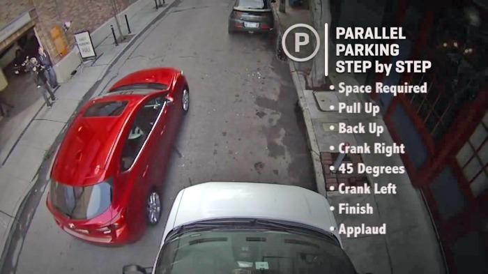 Parkir Paralel Di Tempat Sempit 00