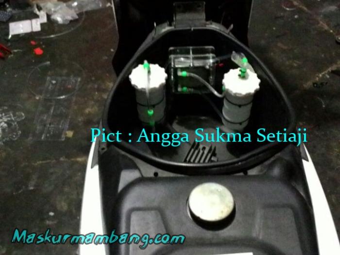Generator Hidrogen - Skywave