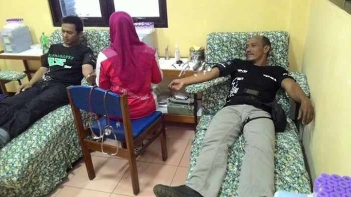 NWI donor darah