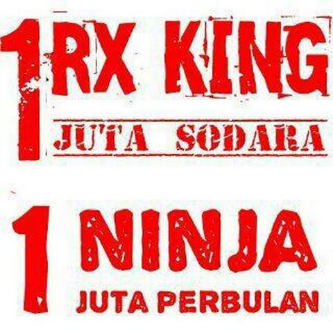 Beda Ninja Dengan Rx King