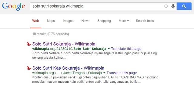 Soto sutri wikimapia