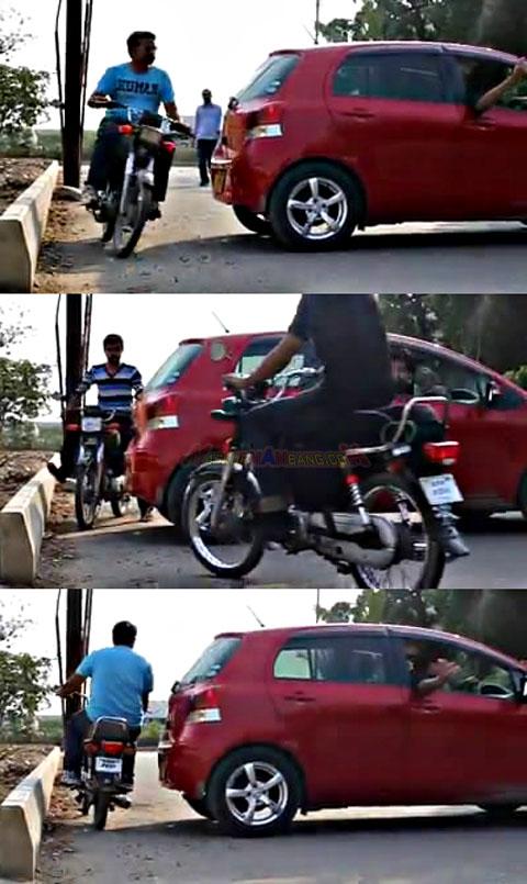 Sepeda Motor Menyebalkan 03