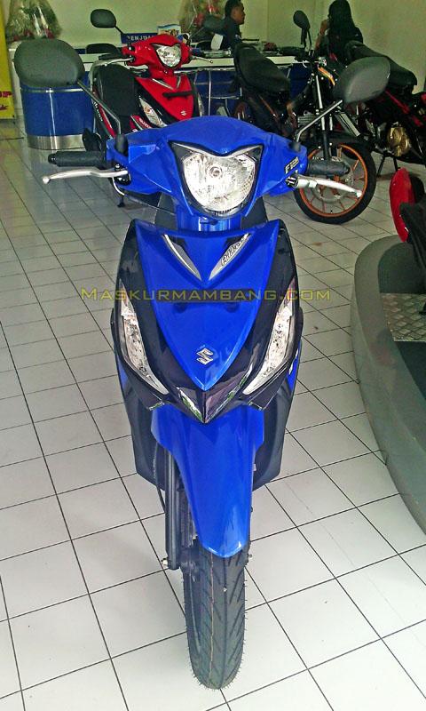 Suzuki Adress Testride 01