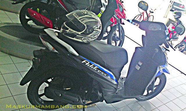 Suzuki Adress Testride 02