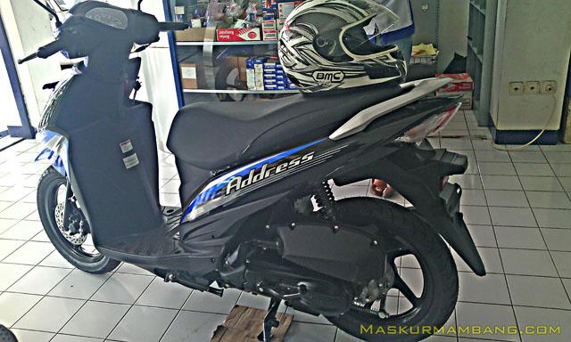 Suzuki Adress Testride 03