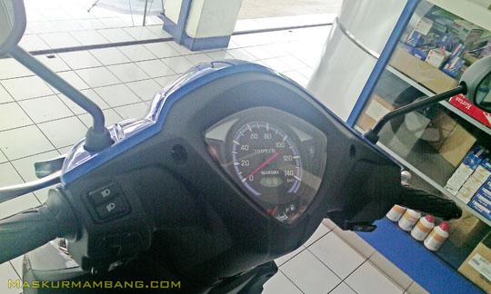 Suzuki Adress Testride 04