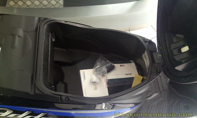 Suzuki Adress Testride 05