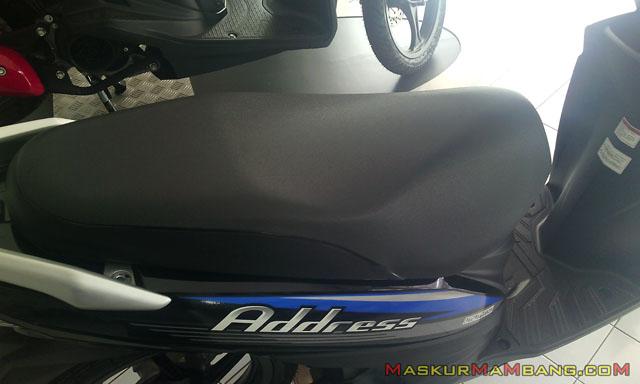 Suzuki Adress Testride 07