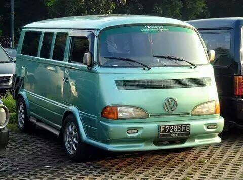 VW Combi Lampu Espass