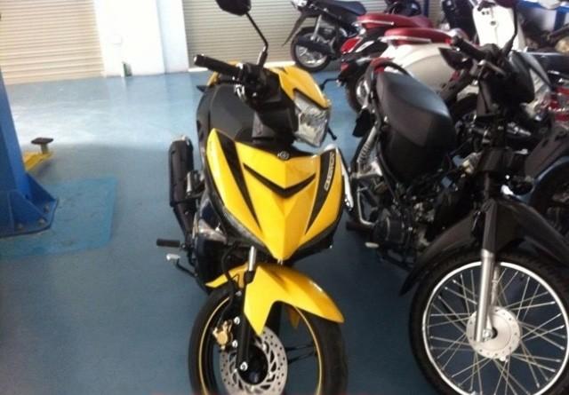 Yamaha Exciter 150 Vietnam (2)