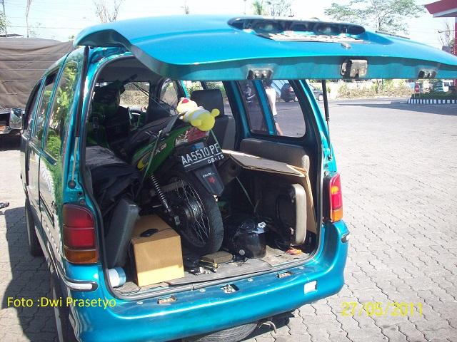 Espass Angkut Kaze ZX130