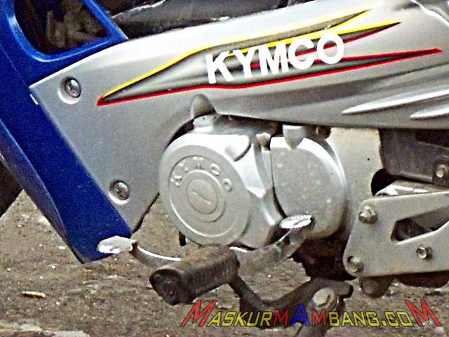 Kymco Visa 02