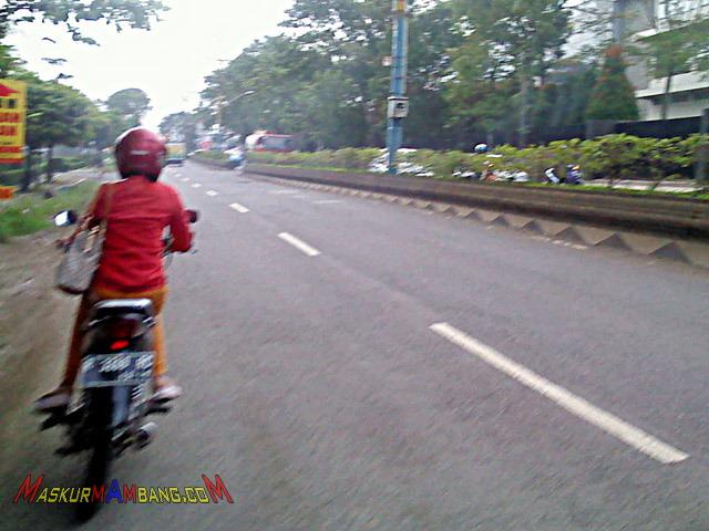 Lomba Irit Honda Beat_1