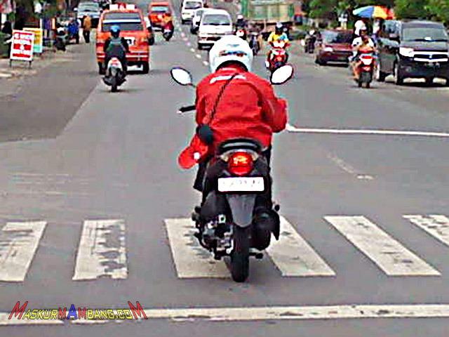 Lomba Irit Honda Beat_3