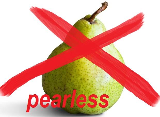 pear-less