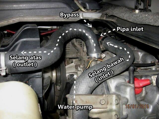 Radiator Espass sistem 2