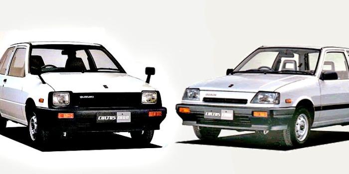 Suzuki Forsa Cultus 2 gen