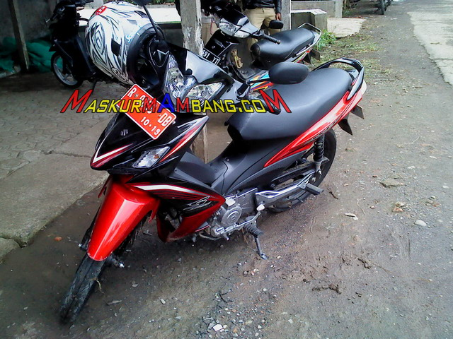 Testride Suzuki Axelo 1