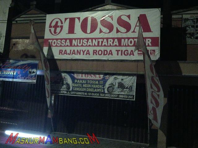 Tossa Dealer 1