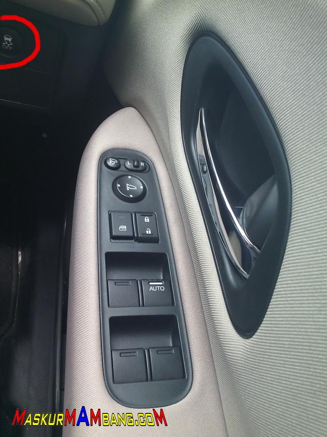 Honda HRV tombol VSA